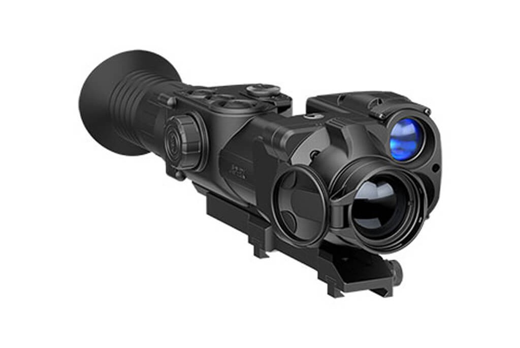 Image of Pulsar Apex LRF XQ38 Thermal Riflescope