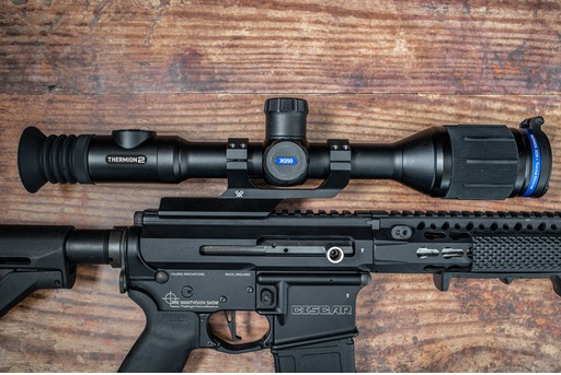 Pulsar Thermion 2 XQ50 Thermal Riflescope