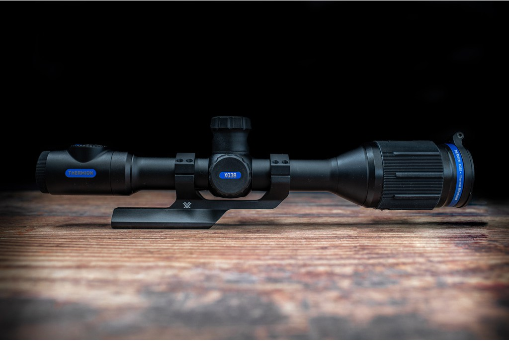 Image of Pulsar Thermion 2 XQ38 Thermal Riflescope