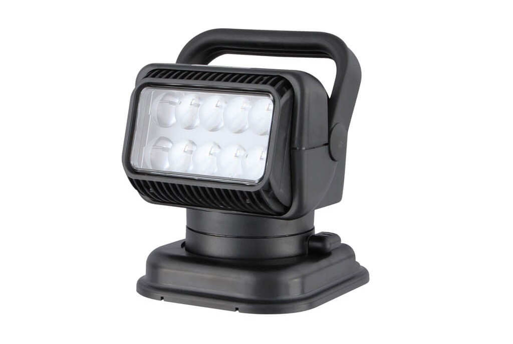 Image of GoLight 79514 LED Vehicle Mounted High Power Remote Control Light