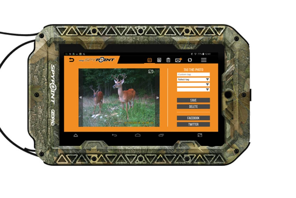 Image of Spypoint GEOPAD Tablet