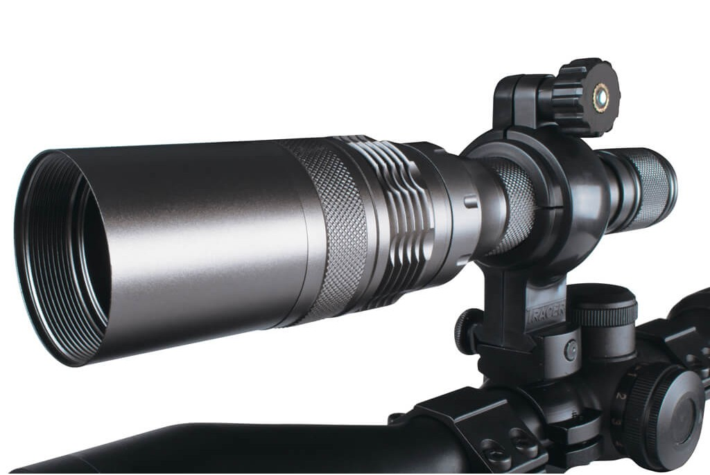 Image of Tracer F600 Focusable Quad Colour Gun Light