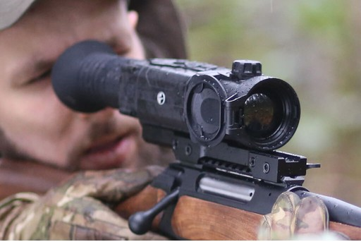 Pulsar Trail XQ38 Thermal Imaging Riflescope
