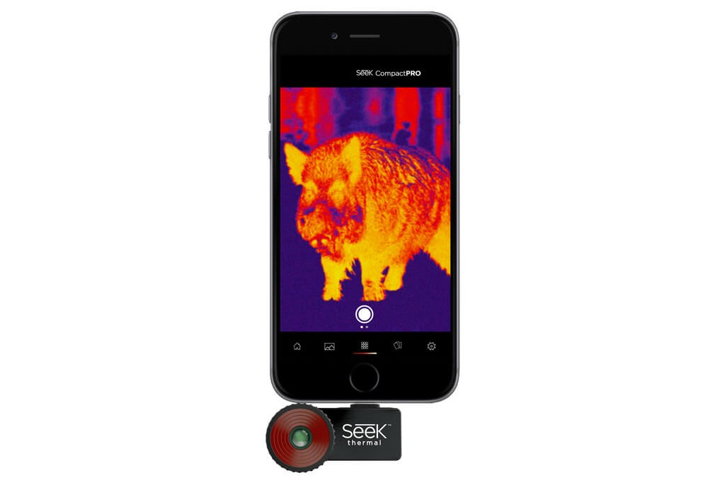 Image of Seek Compact Pro Thermal Imager