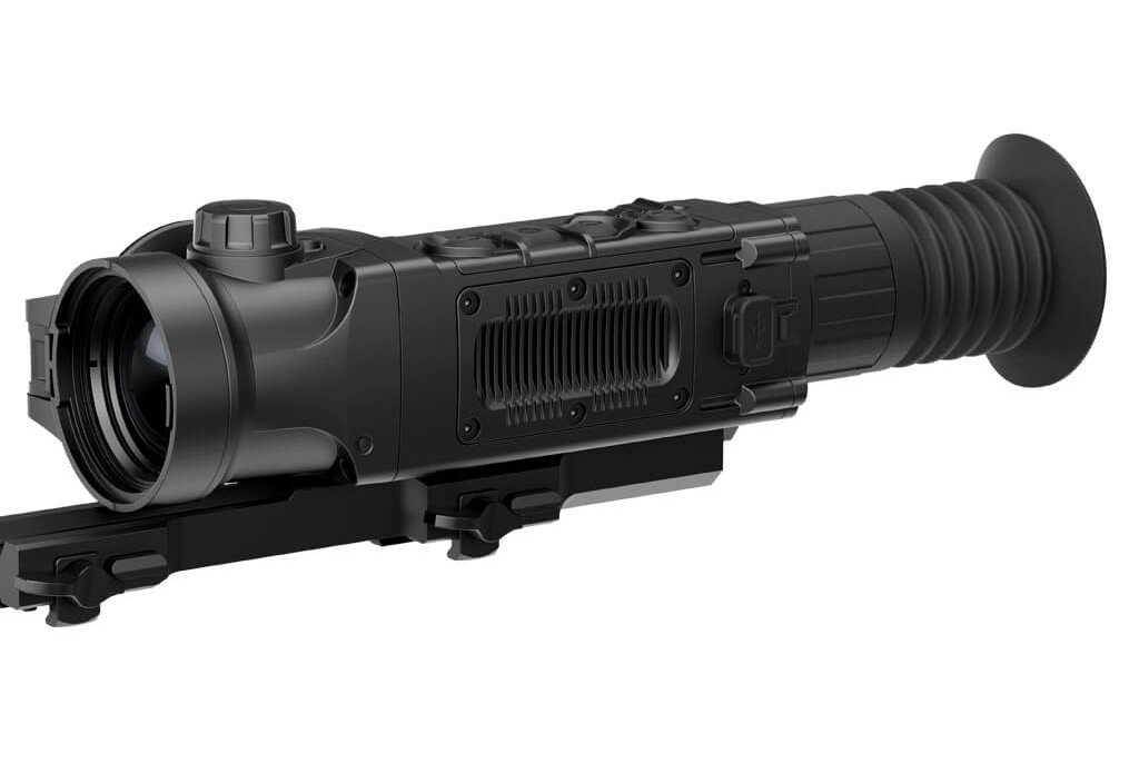 Image of Pulsar Trail XP38 Thermal Riflescope 640x480