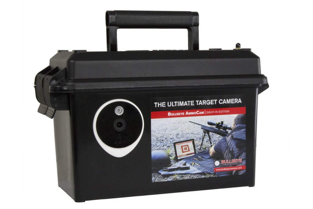 Image of Bullseye Camera Systems AmmoCam Sight-In Edition 300 yards Target Camera