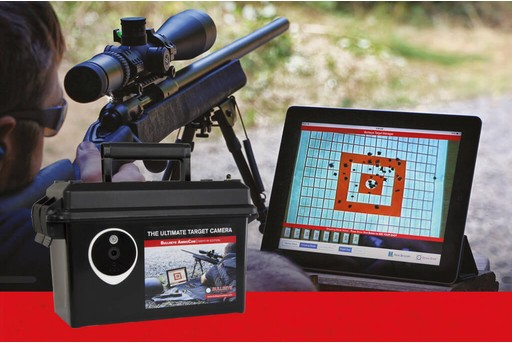 Bullseye Camera Systems AmmoCam Sight-In Edition 300 yards Target Camera