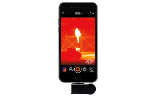 Seek Compact XR Thermal Imager Fast Frame
