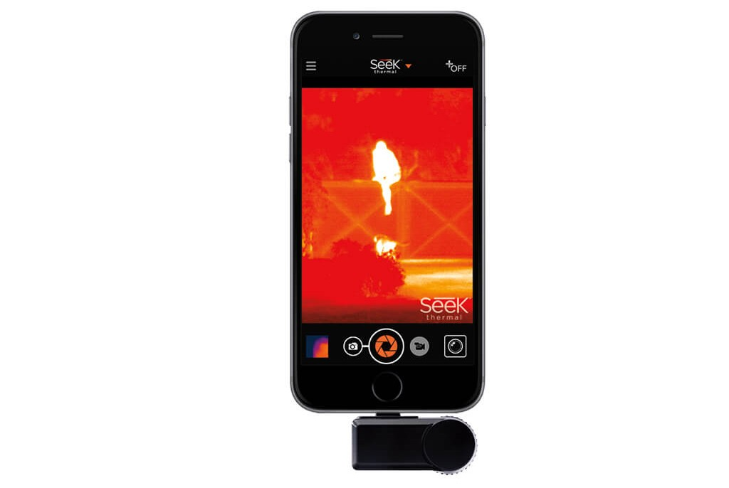 Image of Seek Compact XR Thermal Imager Fast Frame