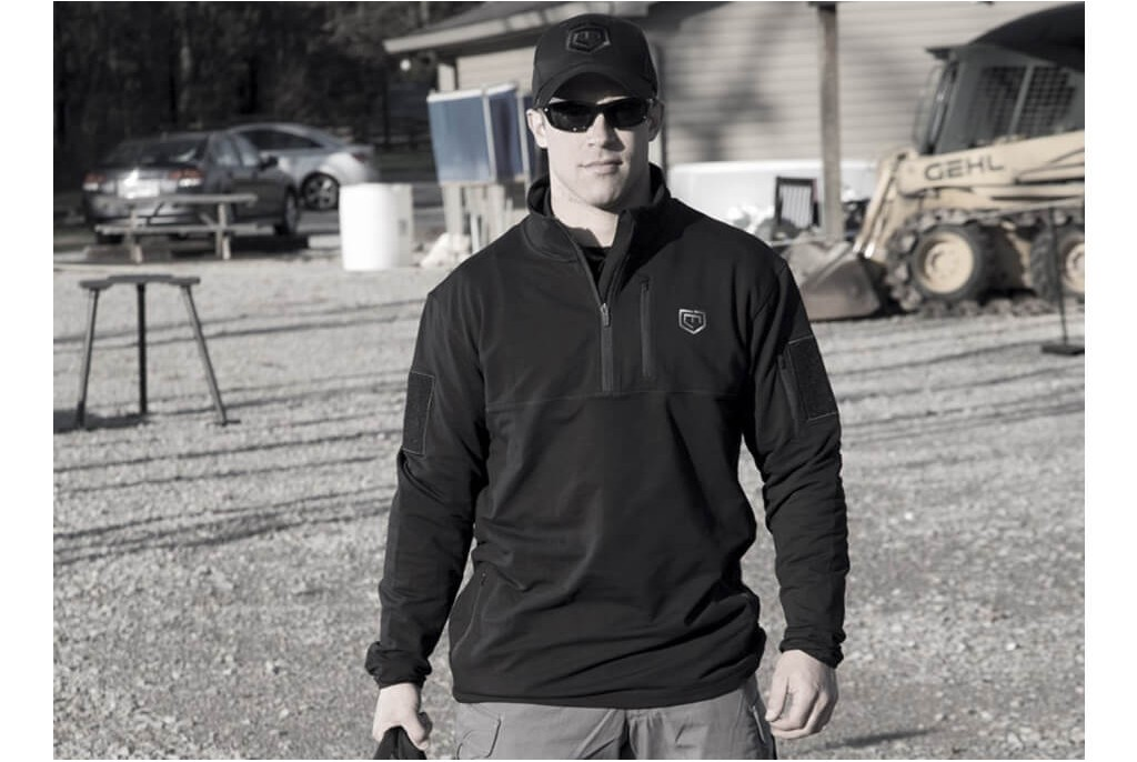 Image of Cannae Rig Half Zip Pullover Tactical Fleece