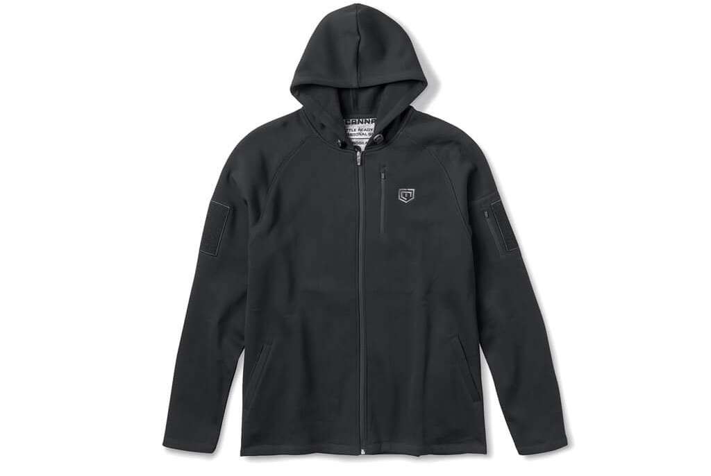 Image of Cannae Battle Ready Hoodie Tactical Full Zip