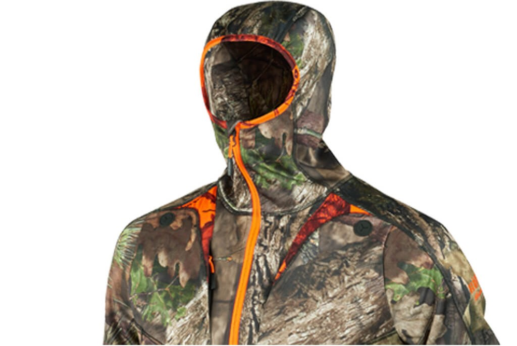 Harkila Moose Hunter Fleece Jacket | Technical Fleece and Softshell