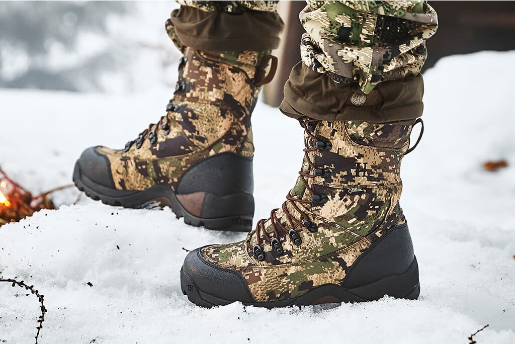 "Image of Harkila Big Game GTX 10"" XL Insulated Optifade Boots"