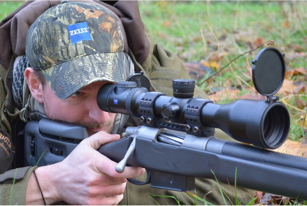Image of Zeiss Victory V8 Riflescope 2.8-20x56 ASV H