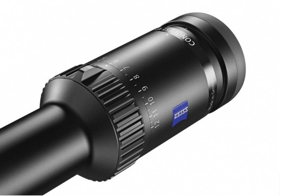 Image of Zeiss Conquest V6 2-12x50 Reticle 60 Riflescope