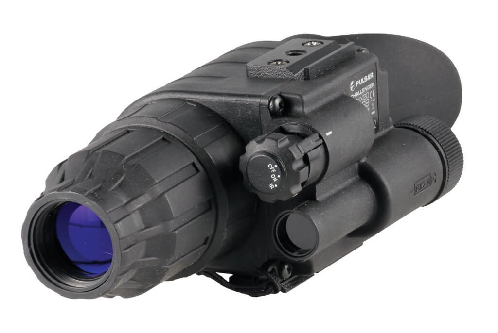 Image of Pulsar Challenger GS 1x20 Night Vision Monocular
