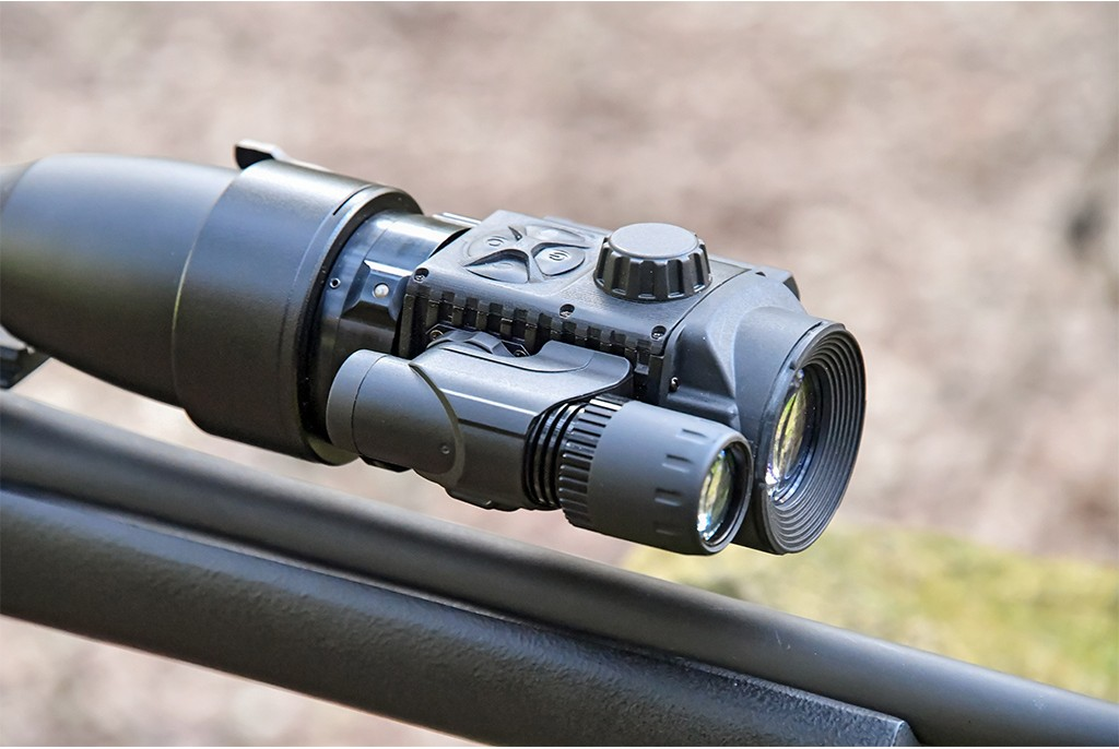 Image of Pulsar Forward F155 Front Mounted Night Vision Add On