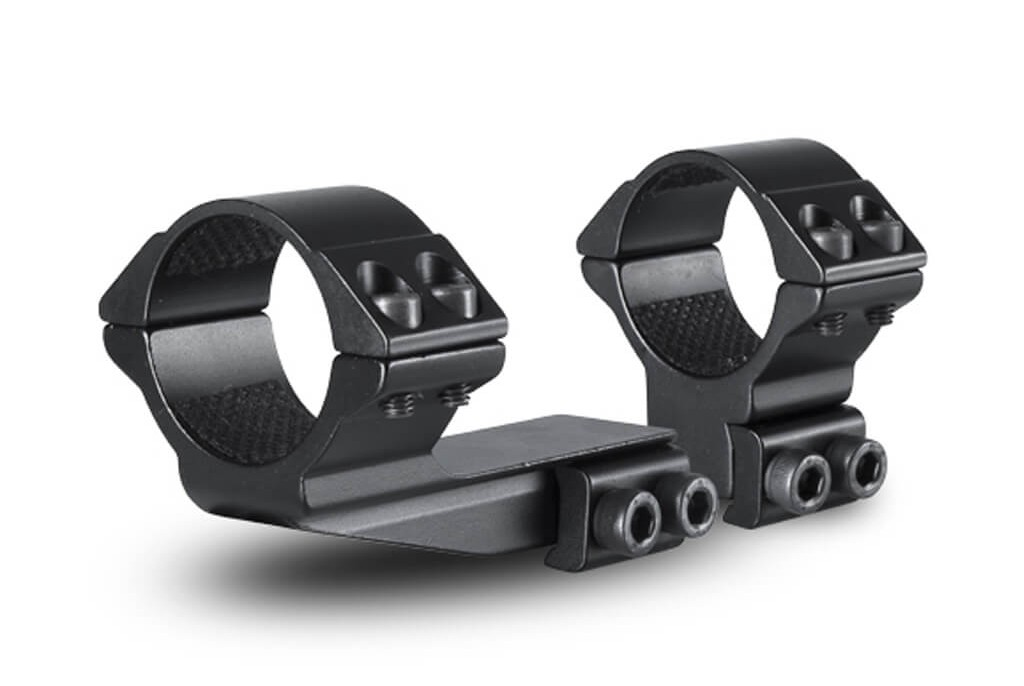 Image of Hawke Reach Forward 30mm 2 piece High Mounts