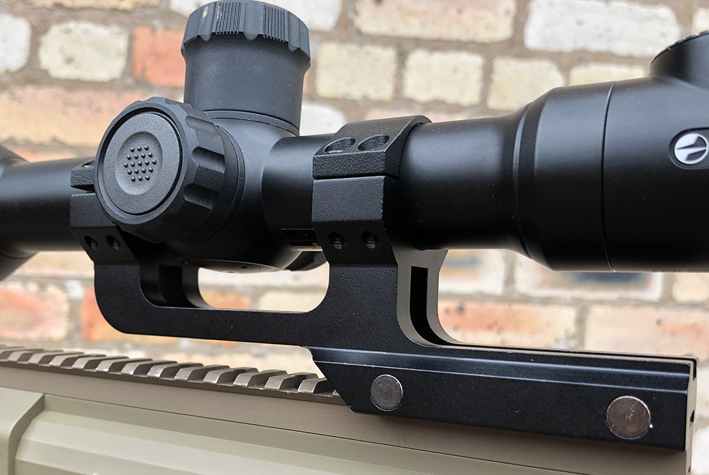 Image of Yukon SW-30 Rifle Scope Mount