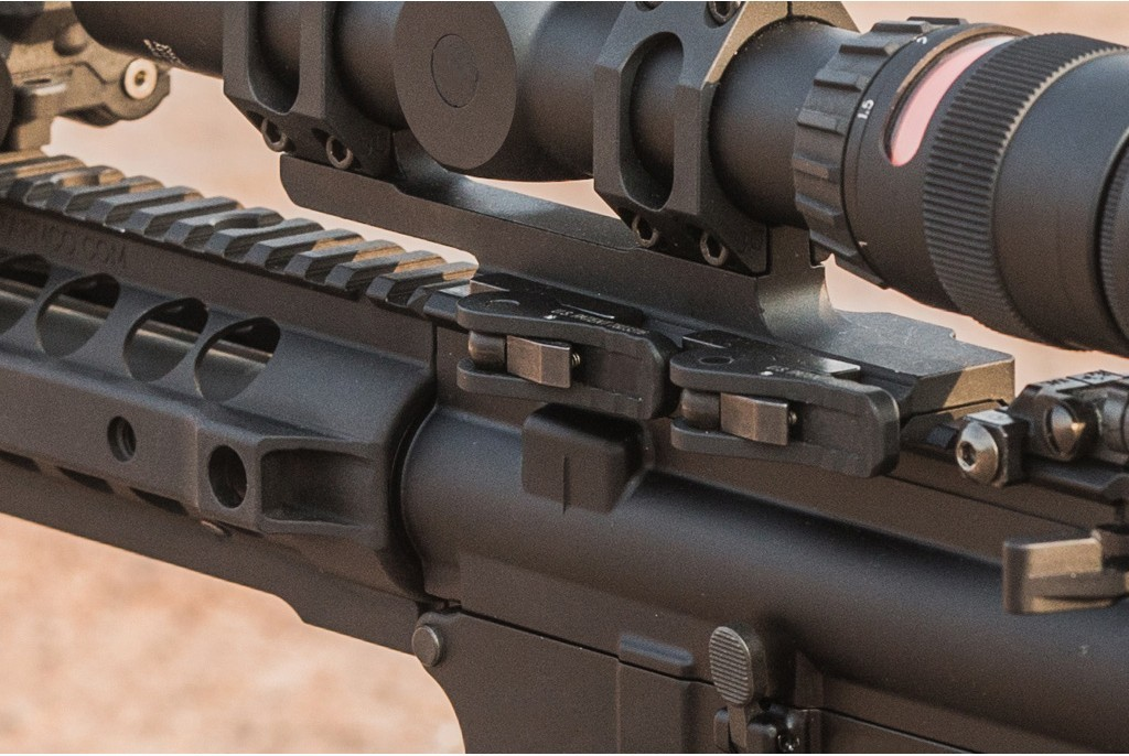 Image of CSW Picatinny Rail for Ruger M77