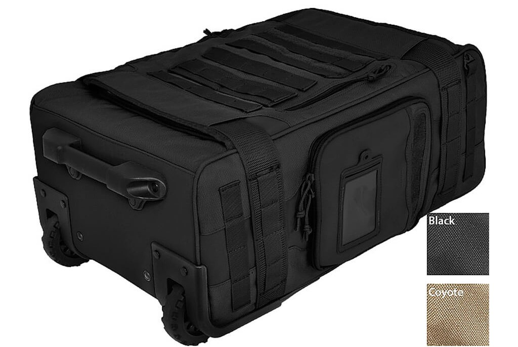 Image of Hazard 4 Air Support Rolling Carry On Tactical Luggage