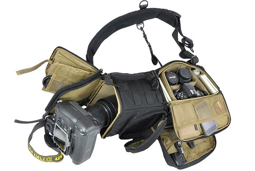 Hazard 4 Evac Photo Recon Pro Sling Pack