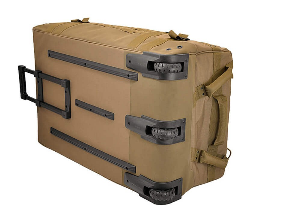 Image of Hazard 4 Loadmaster Deluxe Rollout Roller Tactical Luggage