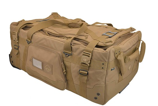 Hazard 4 Loadmaster Deluxe Rollout Roller Tactical Luggage