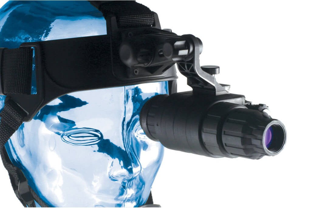 Image of Pulsar Challenger GS 1x20 Night Vision Goggles