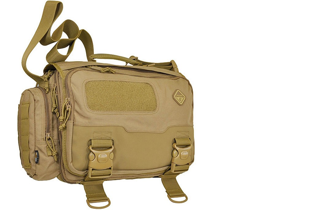 Image of Hazard 4 Sherman Laptop Messenger Brief