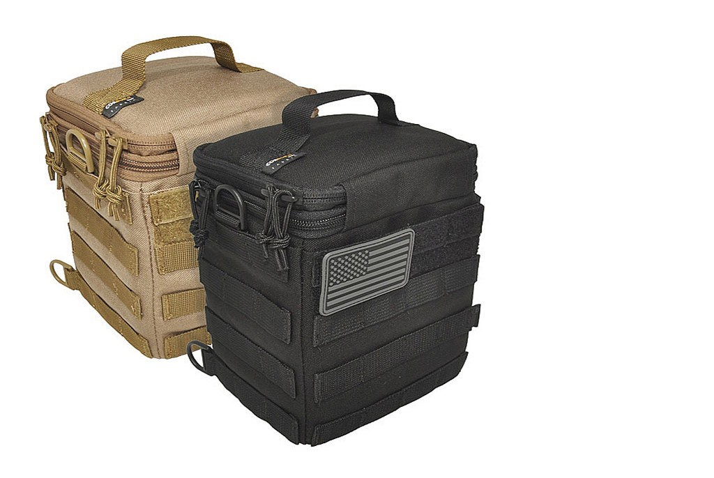 Image of Hazard 4 Forward Observer Molle SLR Camera Bin