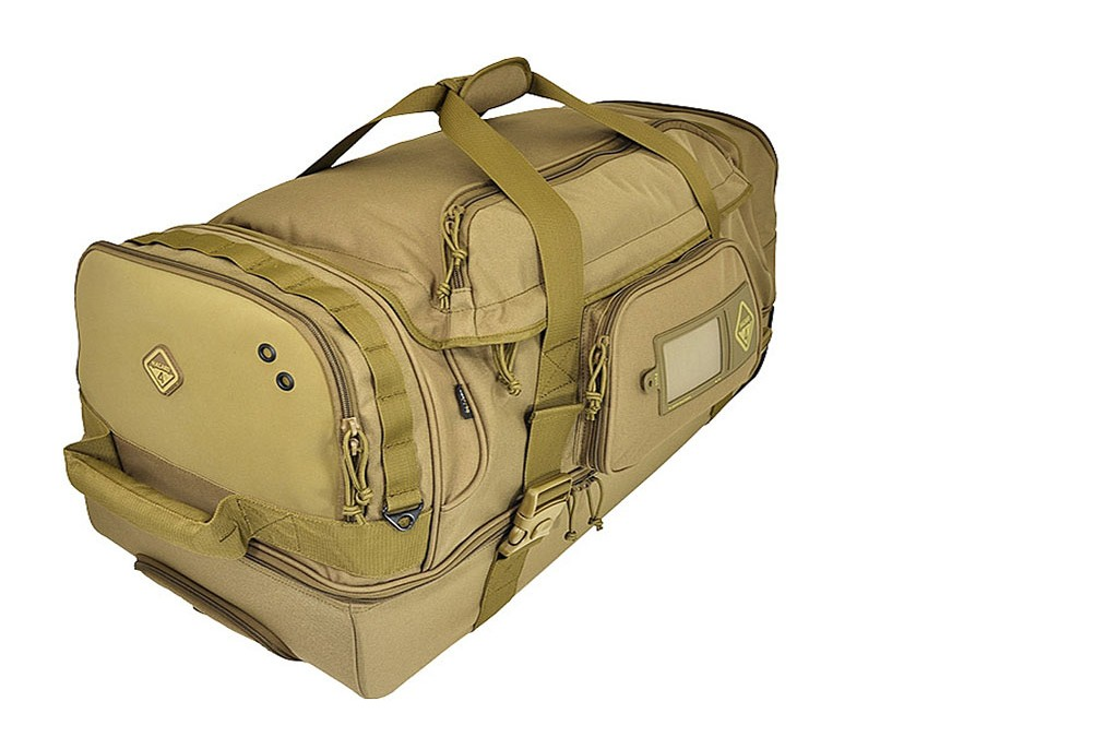Image of Hazard 4 Shoreleave Rugged Split-Roller Luggage