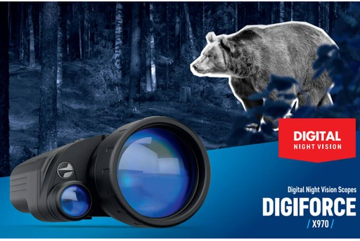 Pulsar Digiforce X970 Digital Night Vision Monocular