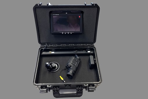 SCI Mobile Thermal and Night Vision Display