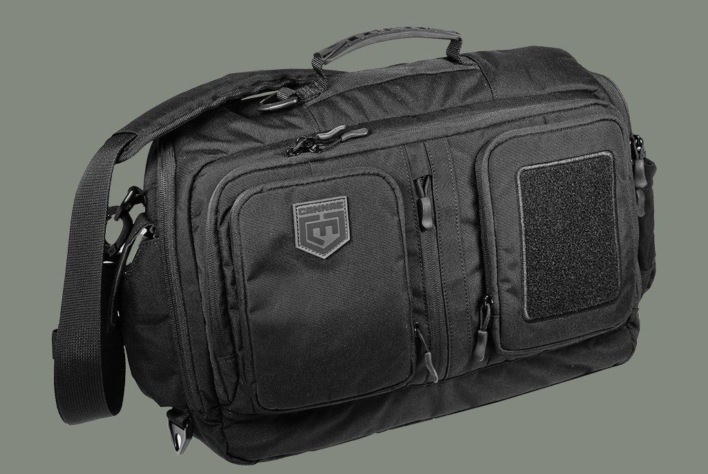 Image of Cannae Viator Tactical Messenger Laptop Bag