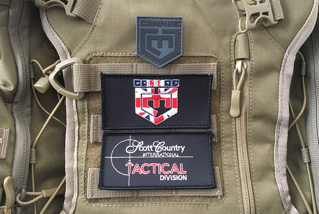 Image of Cannae Pro Gear Tactical Morale Patches