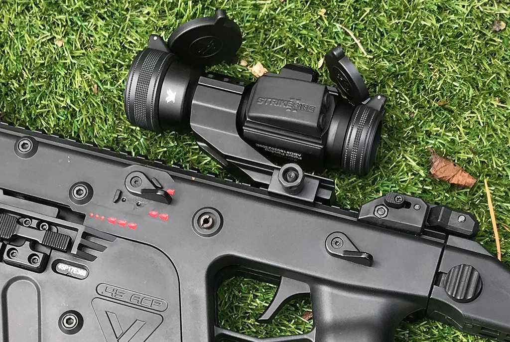 Image of Vortex Strikefire II Red Dot Sight