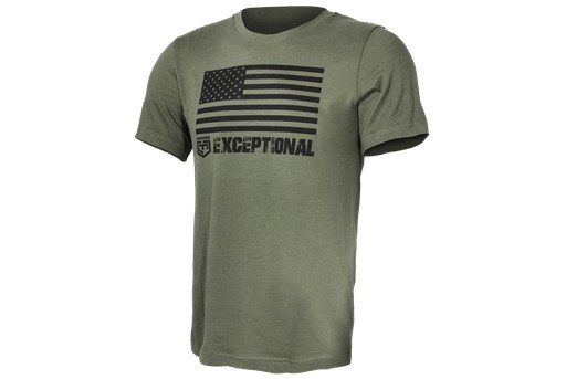 Cannae Pro Gear US Flag Tactical T Shirt