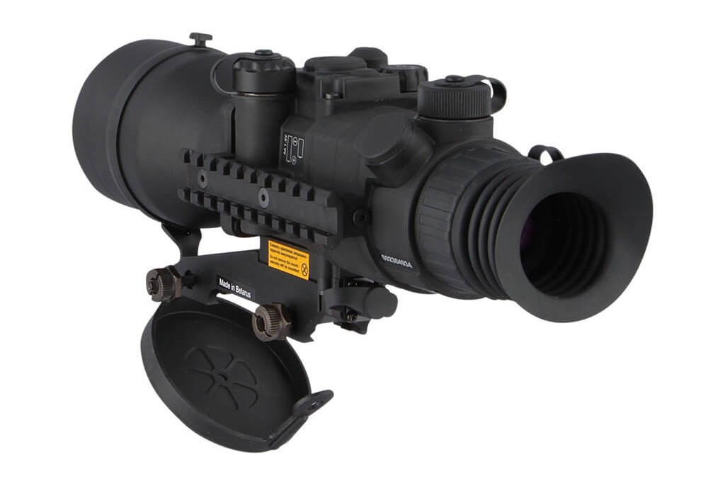 Image of Pulsar Phantom 4x60 MD BW Gen 2+ White Phosphor Night Vision Scope
