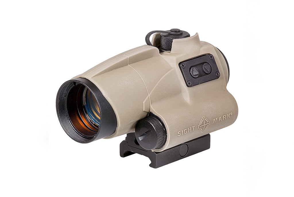 Image of SightMark Wolverine FSR 1x28 Flat Dark Earth Red Dot Sight
