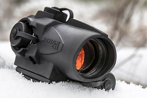 SightMark Wolverine CSR 1x23 Compact Red Dot Sight