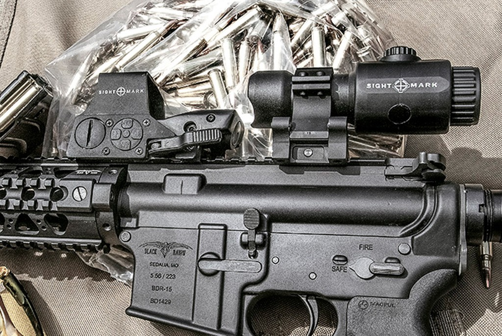 Image of SightMark 3x Tactical Magnifier Pro