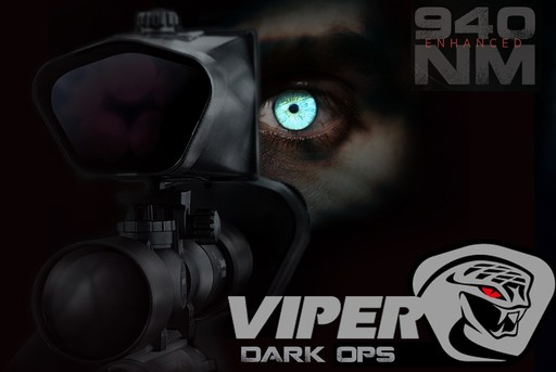 NiteSite DarkOps Viper Digital Night Vision Kit