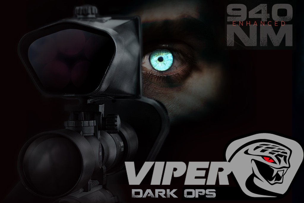 Image of NiteSite DarkOps Viper Digital Night Vision Kit