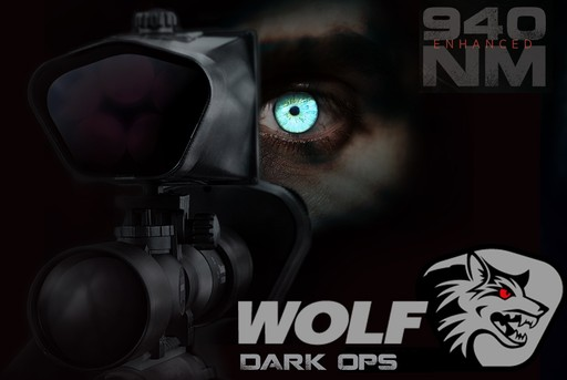 NiteSite DarkOps Wolf Digital Night Vision Kit
