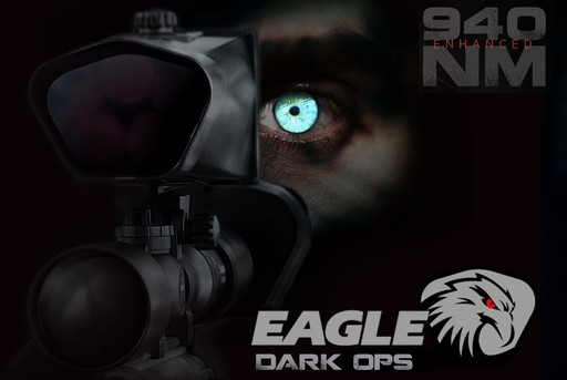 NiteSite DarkOps Eagle Night Vision Kit
