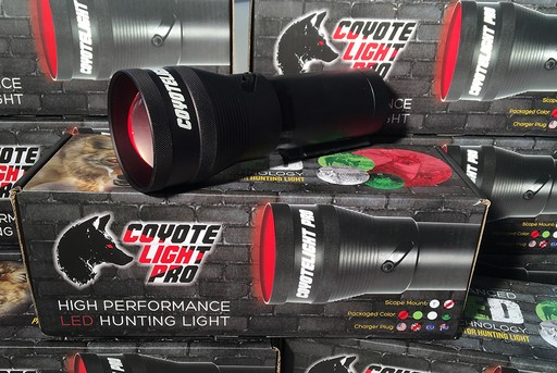 CoyoteLight Pro High Performance Gun Light Kit
