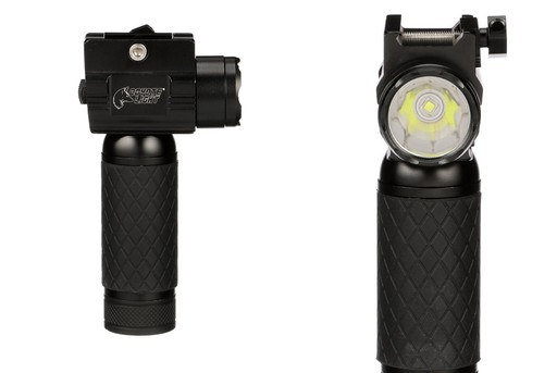 CoyoteLight Tactical Grip Light