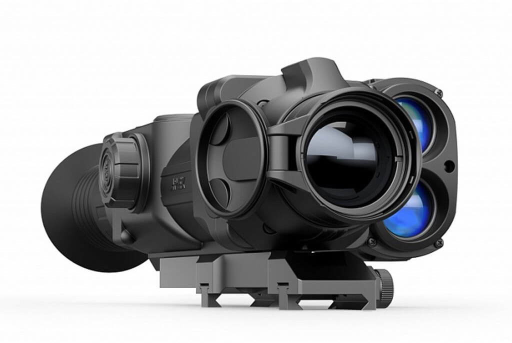 Pulsar Apex LRF XQ50 Thermal Riflescope