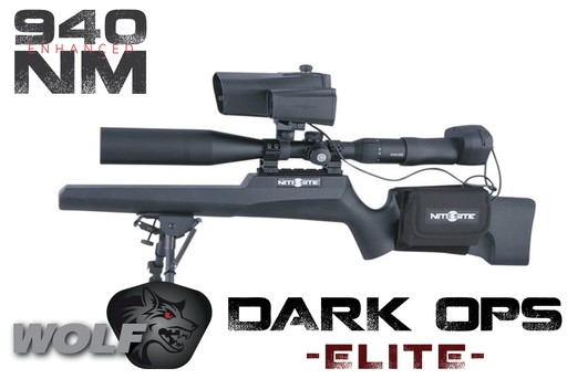 NiteSite Wolf DarkOps Elite Night Vision